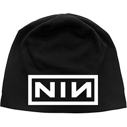 Nine Inch Nails Unisex Beanie Hat: Logo