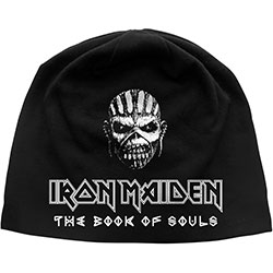 Iron Maiden Unisex Beanie Hat: The Book of Souls