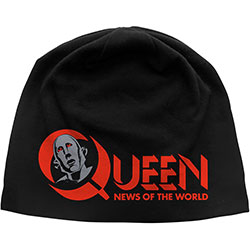 Queen Unisex Beanie Hat: News of the World