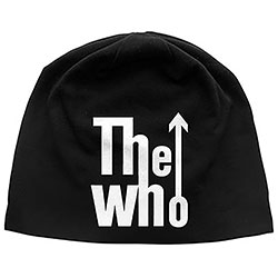 The Who Beanie Hat: Logo