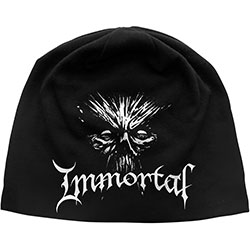 Immortal Unisex Beanie Hat: Northern Chaos