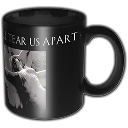 Joy Division Boxed Standard Mug: Love will tear us apart