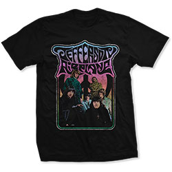 Jefferson Airplane Unisex Tee: Band Photo