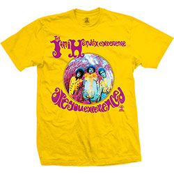 Jimi Hendrix Unisex Tee: Are You Experienced