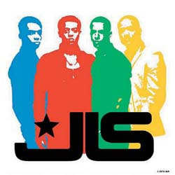 JLS Single Cork Coaster: Band