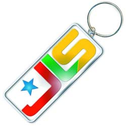 JLS Keychain: Logo (Photo-print)