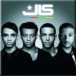 JLS Fridge Magnet: Album Photo