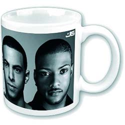 JLS Boxed Standard Mug: Album Photo