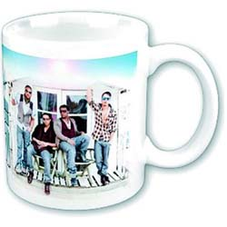 JLS Boxed Standard Mug: Beach Hut