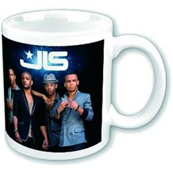 JLS Boxed Standard Mug: Outta This World