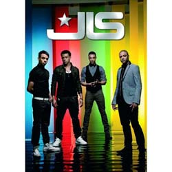 JLS Postcard: Stripes (Standard)