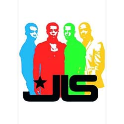 JLS Postcard: Beach Hut (Standard)