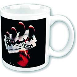 Judas Priest Boxed Standard Mug: British Steel