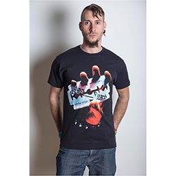 Judas Priest Unisex Tee: British Steel