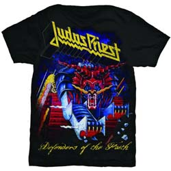 Judas Priest Unisex Tee: Defender of the Faith