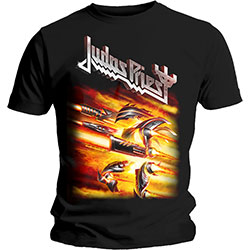 Judas Priest Unisex Tee: Firepower