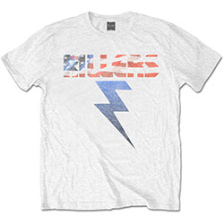 The Killers Unisex Tee: Bolt