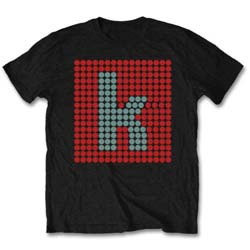 The Killers Men's Tee: K Glow