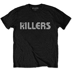 The Killers Men's Tee: Dots Logo