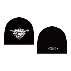 KISS Unisex Beanie Hat: Alive 35 Sonic Shining