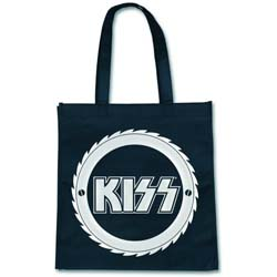 KISS Eco Bag: Buzzsaw Logo (Trend Version)