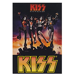 KISS Postcard: Destroyer (Standard)