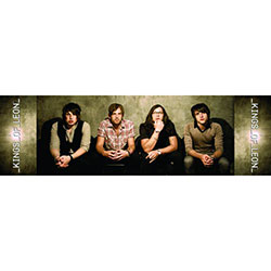 Kings Of Leon Bookmark: Band