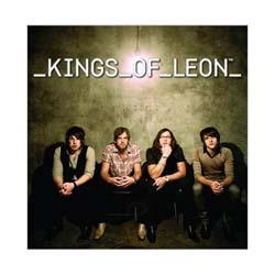 Kings of Leon Greetings Card: Sitting