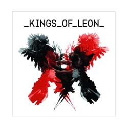 Kings of Leon Greetings Card: Logo