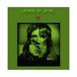 Kings of Leon Greetings Card: Green