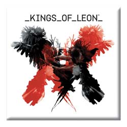 Kings of Leon Fridge Magnet: US Album Cover