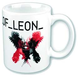 Kings of Leon Boxed Standard Mug: US Album Cover
