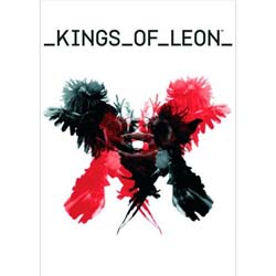 Kings of Leon Postcard: Logos (Standard)