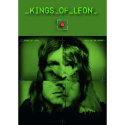 Kings of Leon Postcard: Green (Standard)