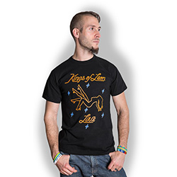 Kings of Leon Men's Tee: Stripper