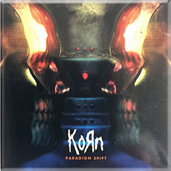 Korn Fridge Magnet: Paradigm Shift