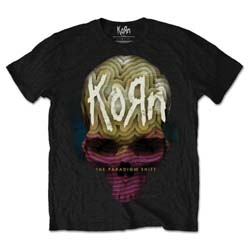 Korn Unisex Tee: Death Dream