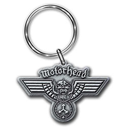 Motorhead Standard Key-Chain: Hammered