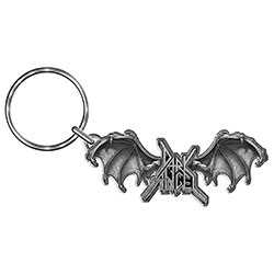 Dark Angel Keychain: Logo (Die-cast Relief)
