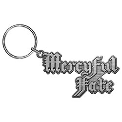 Mercyful Fate Standard Keychain: Logo (Retail Pack)
