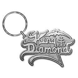 King Diamond Standard Keychain: Logo (Retail Pack)