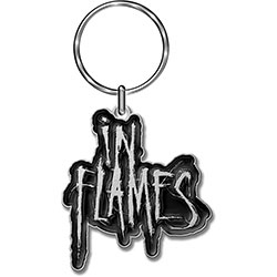 In Flames Keychain: Logo
