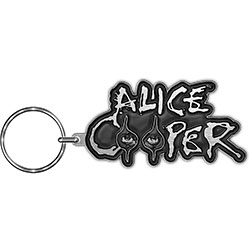 Alice Cooper Keychain: Eyes