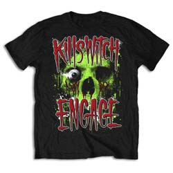Killswitch Engage Unisex Tee: Skullyton