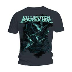 Killswitch Engage Unisex Tee: Engage Battle