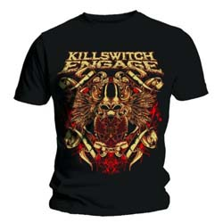 Killswitch Engage Unisex Tee: Engage Bio War