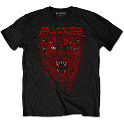 Killswitch Engage Unisex Tee: Gore