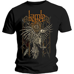 Lamb Of God Unisex Tee: Crow