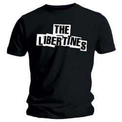 The Libertines Men's Tee: Logo