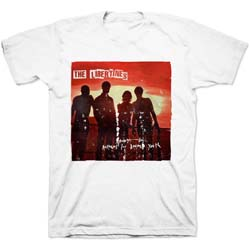 The Libertines Men's Tee: Anthems for Doomed Youth